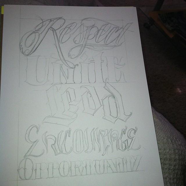 Beau ... #design #art #concept #ruleo #ruleoclothingco #respect #unite #lead