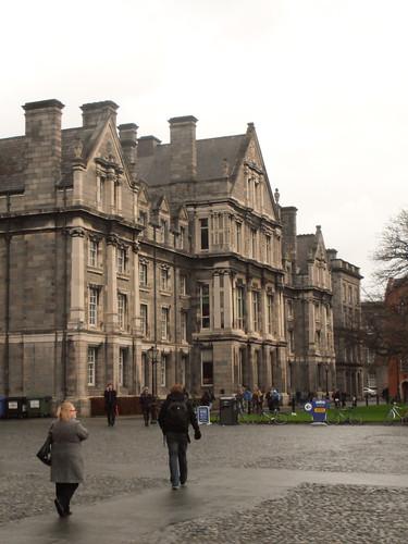 Dublin, Trinity College