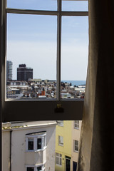 Brighton from the window