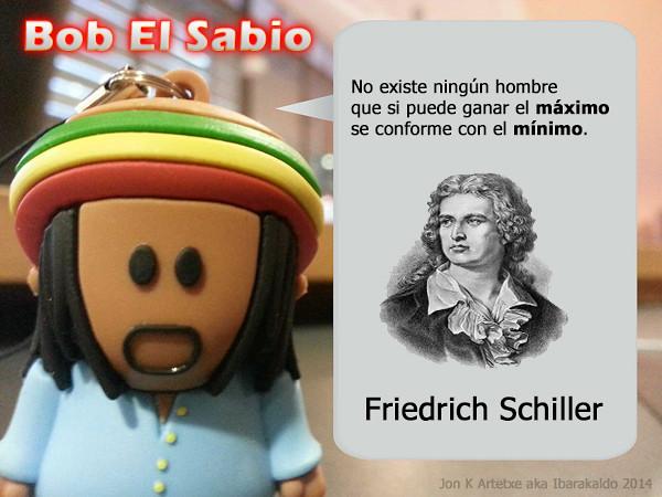 Bob El Sabio. La Codicia