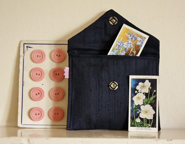handmade purse