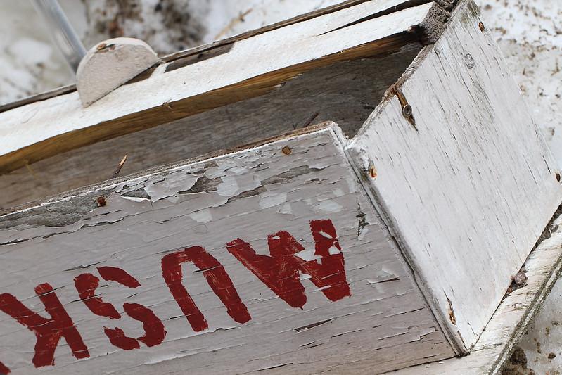 musky mailbox