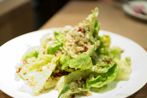 Eastern Mediterranean Salad