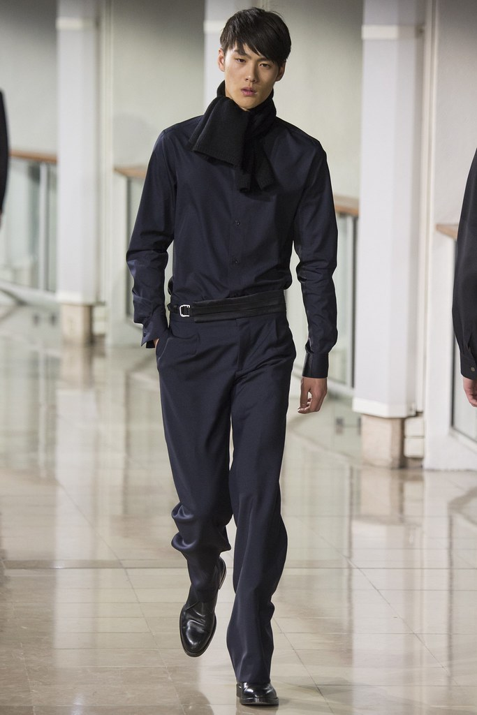 FW15 Paris Hermes041_Li Chen(VOGUE)
