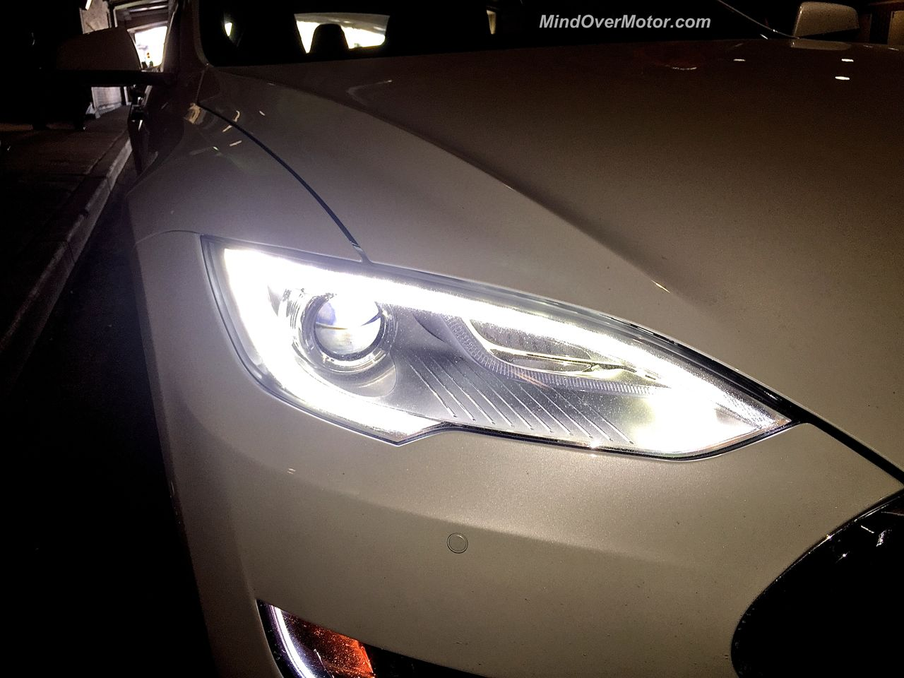 Tesla Model S P85D LED Headlight