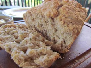 Garlic-Dill Bread