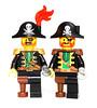 Lego Captain Redbeard 2015-1989