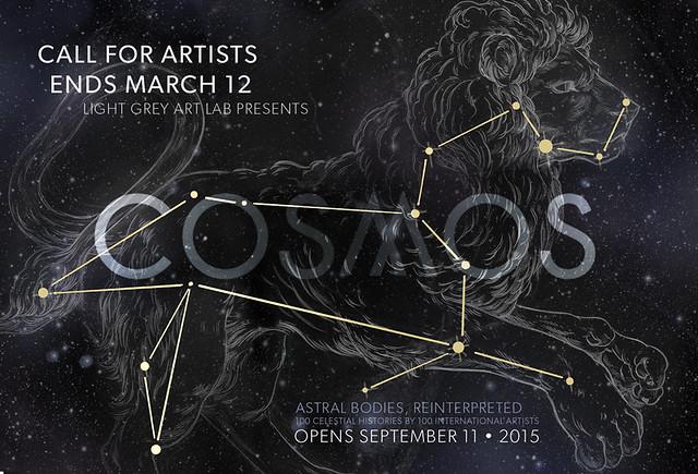 Cosmos_callforart