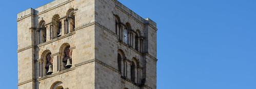 Catedral de Zamora. Torre