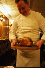 Whole Charcoal Roasted Pheasant for Two