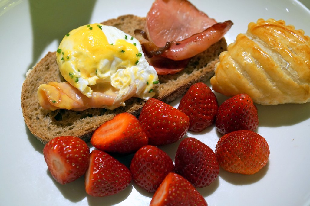 Four seasons hotel sydney - review, breakfast-013