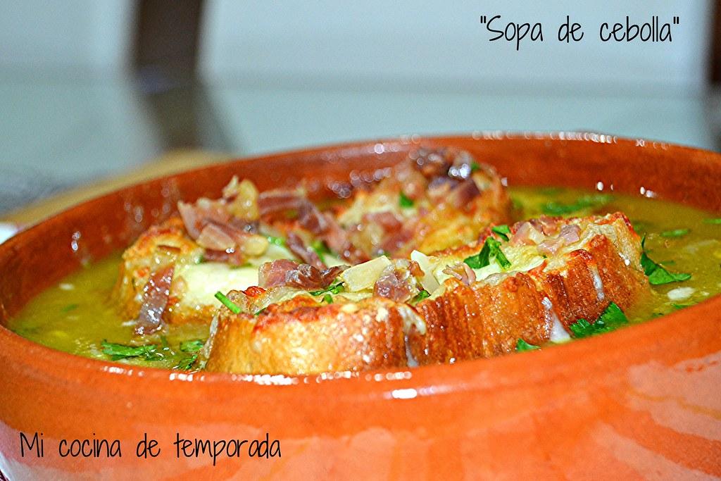 Sopa de cebolla 006