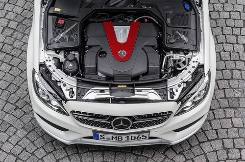Mercedes AMG C450 4Matic