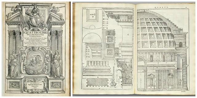 I Quattro Libri dell'architettura