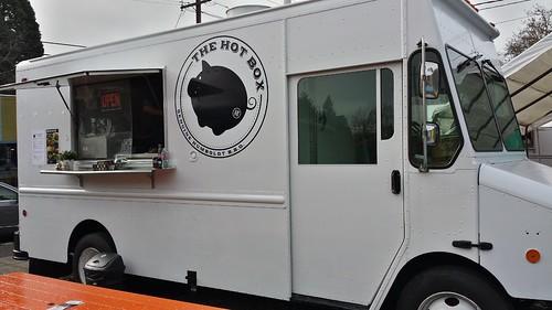 BBQ Food truck portland