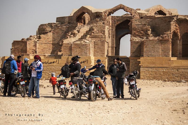 KTG Bikers short trip to makli graveyards thatta sindh - 16527716951 7316c02abd c