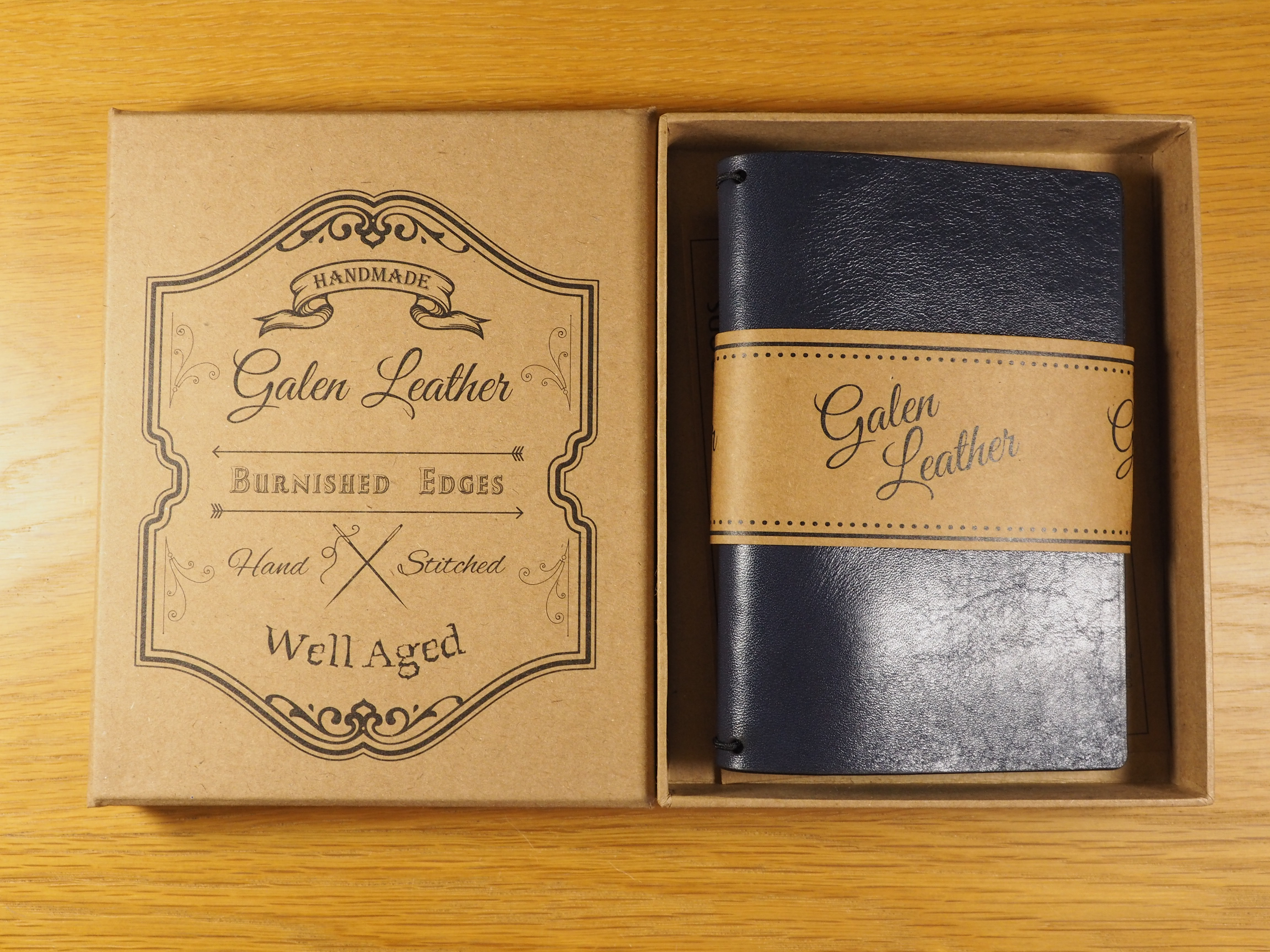 26accaa97f5 Galen Leather Traveler s Notebook Cover Review - Stationary Journey