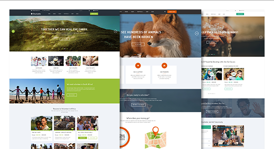 ZT Chartiable v1.0.2 - Joomla Nonprofit charity template