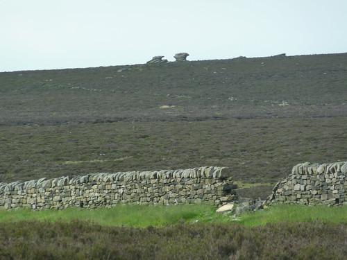 Ox Stones, Burbage Moor