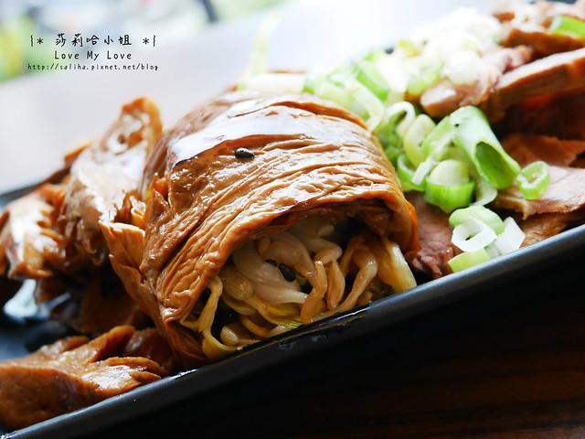 淡水站附近餐廳美食黑殿排骨飯 (2)