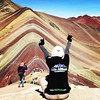 #vinicunca #trek had more happy people with our personalized tours and treks . Www.inkaltitude.com