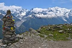 Vol libre Fly free Chamonix Mont Blanc