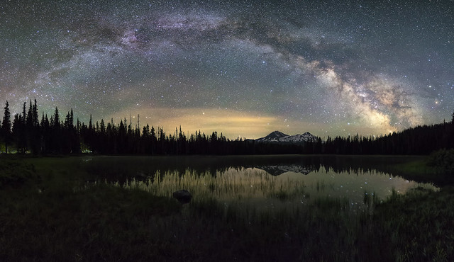 Scott lake milky waypano