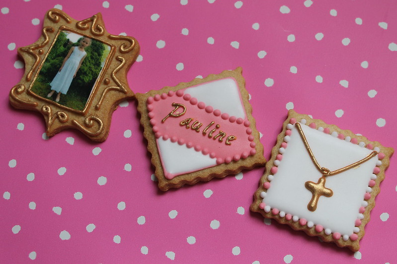 First Communion biscuits