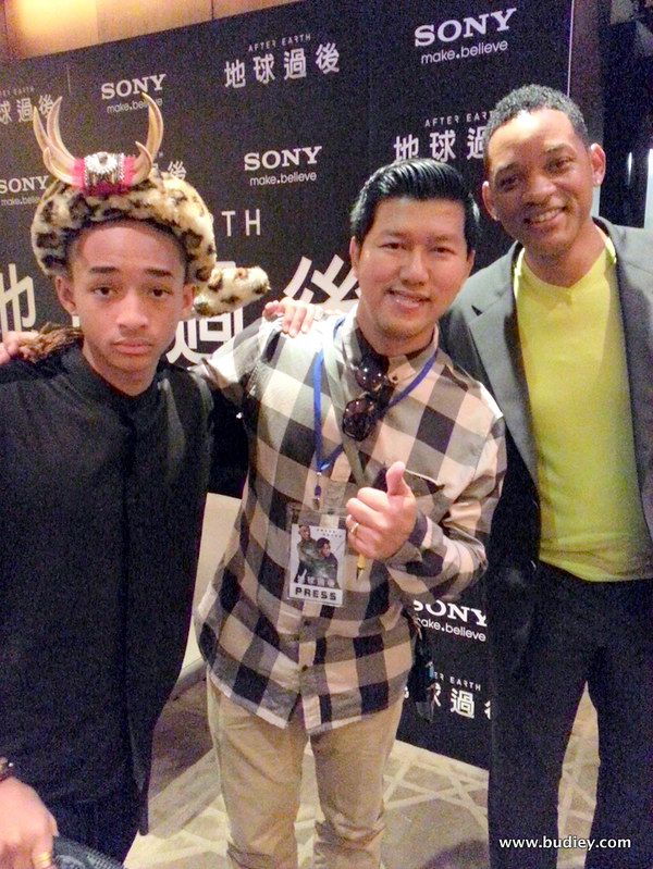 budiey will smith jaden smith taiwan