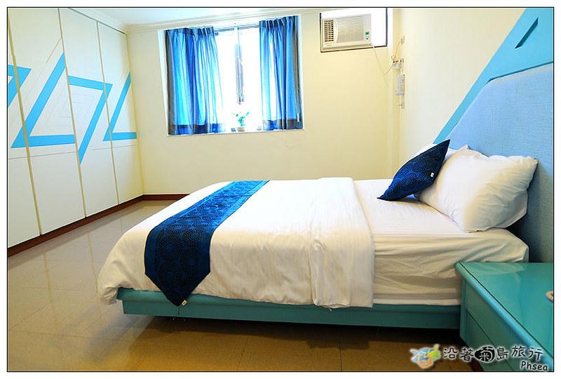 2013澎湖翔鴿渡假別墅-301藍色海洋雙人套房_08