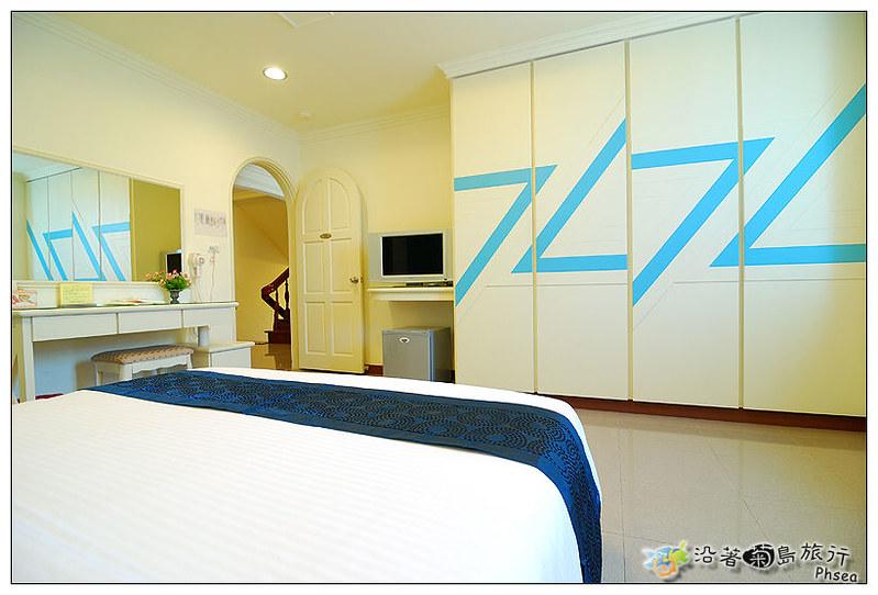 2013澎湖翔鴿渡假別墅-301藍色海洋雙人套房_04