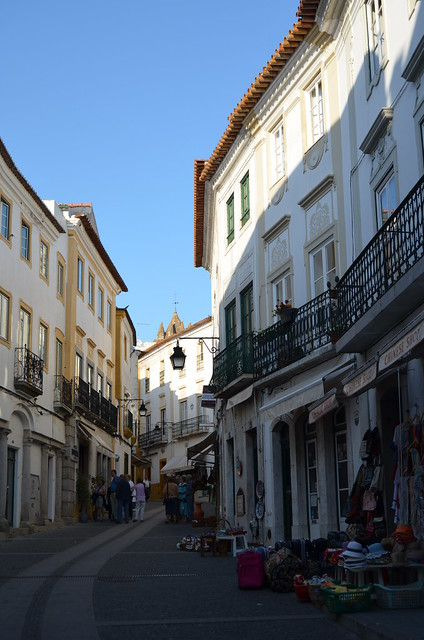 On the streets of Évora IX