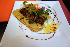 Lamb Belly, Korean Pancake