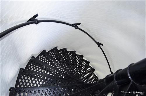 lighthouse stairs blackwhite florida perspective dizzy spiralstaircase jupiterinletlighthouse nikond5100