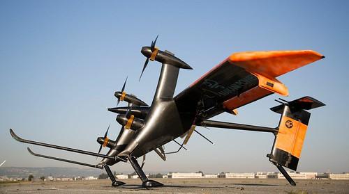 Google Х покупает разработчика летающих ветрогенераторов Makani Power