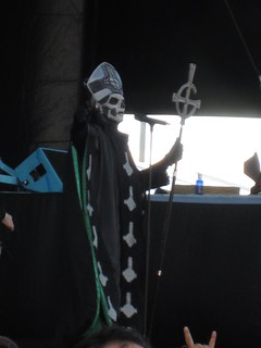 Ghost @ Sonisphere Madrid 2013