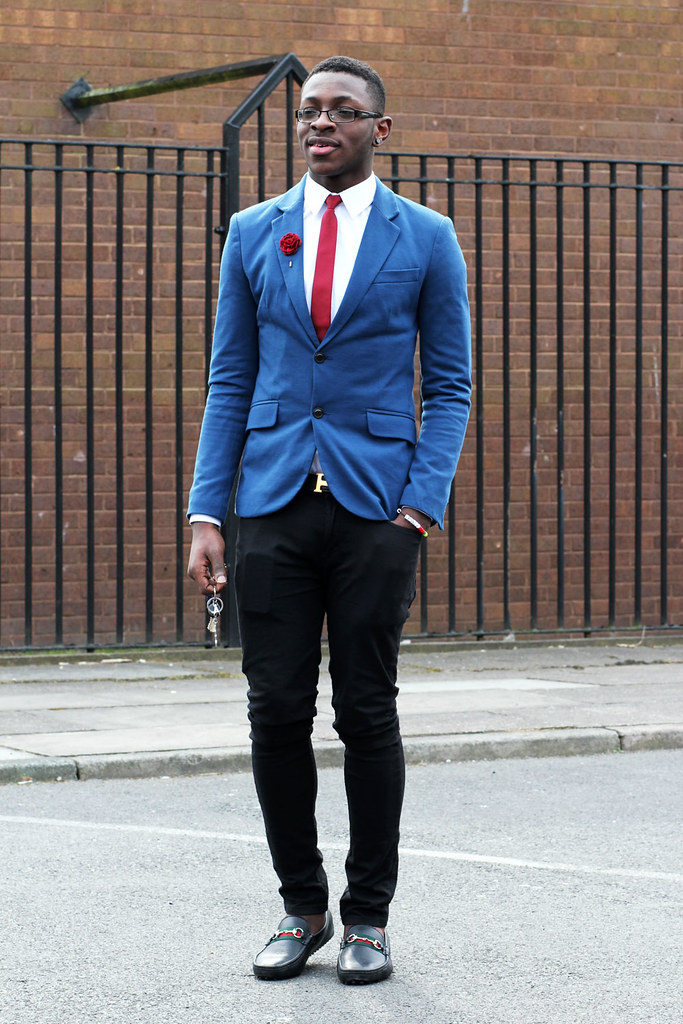 Blue Blazer v Neck Blue Blazer How to Wear Blue