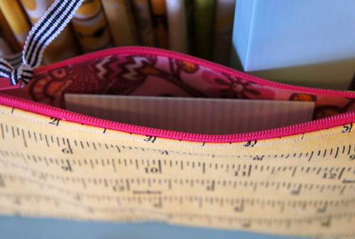 Pretty Pouch - lining