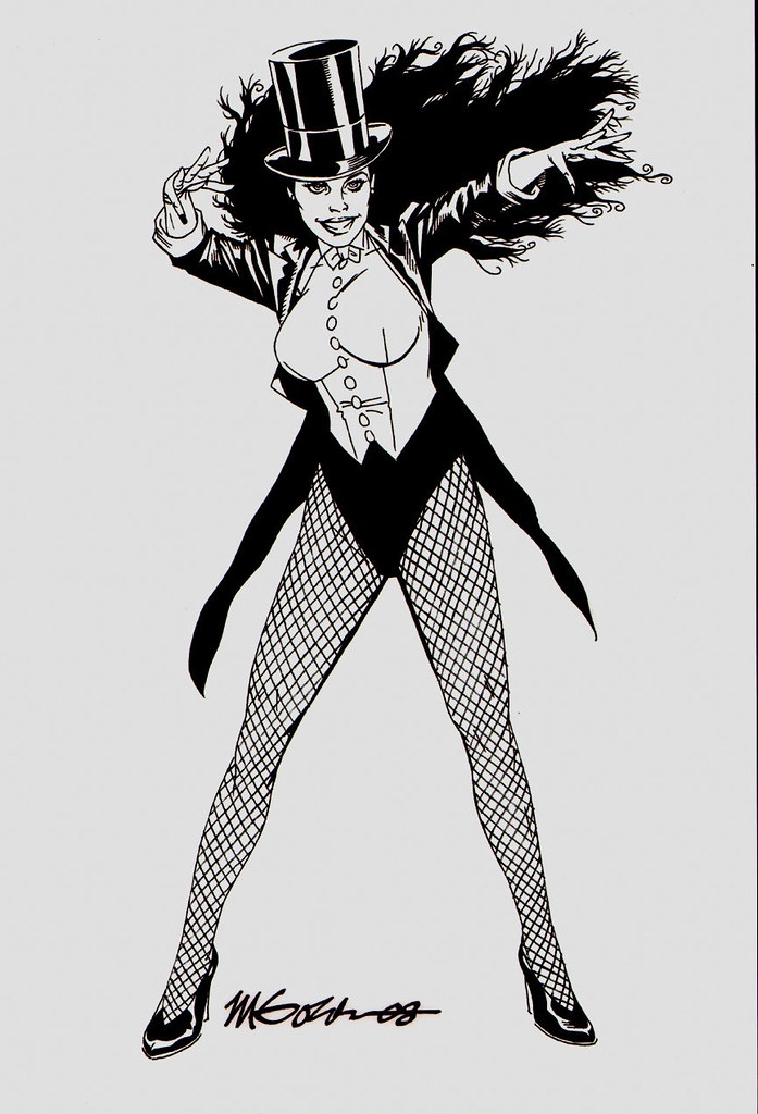 Michael Golden Zatanna