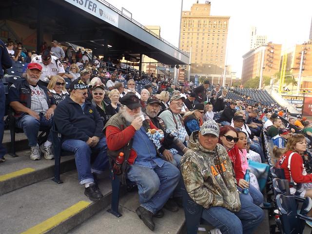 Toledo Mud Hens Game June 6, 2013