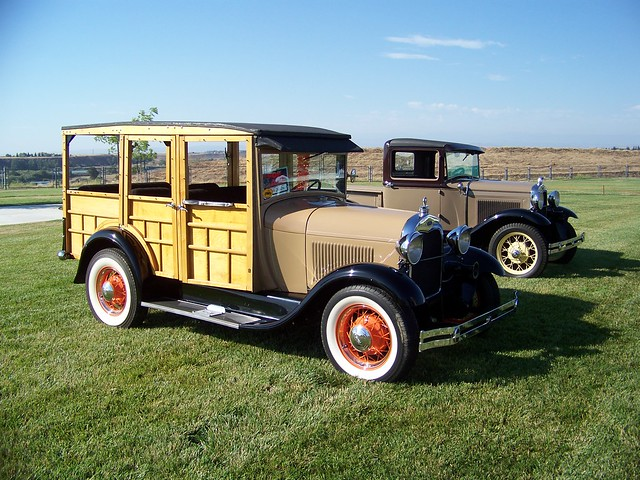1929 Ford Model A Station Wagon ( Woody ) | Flickr - Photo Sharing!