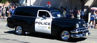 Rodeo Parade - Livermore Police