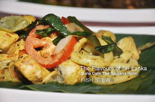 Flavours of Sri Lanka The Saujana Hotel 1