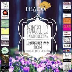 Moda, belleza y música en Pradobel-lo el mercadillo 'Chic' de los jardines de El Prado