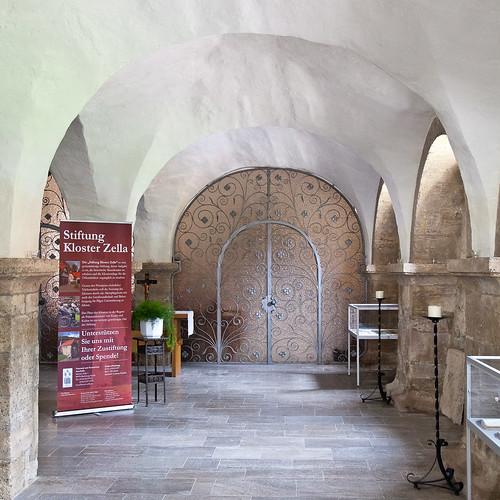 Zella Monastery