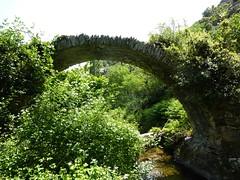 Pont génois du Ghjunsani (Giussani)