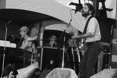 Dawes at Ottawa Bluesfest 2013