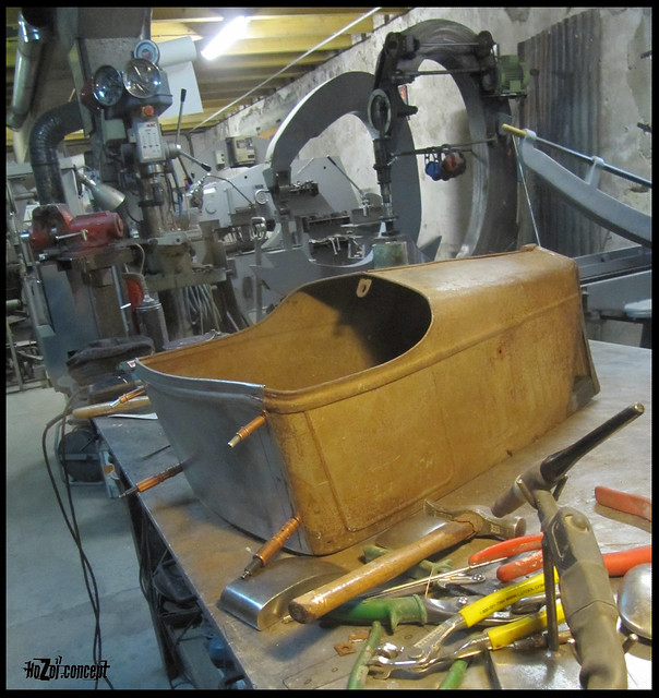 Pedal Car Hot Rod Project