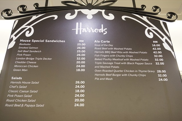 harrods cafe KLCC - tea, scones, sandwiches, cakes 1 (5)