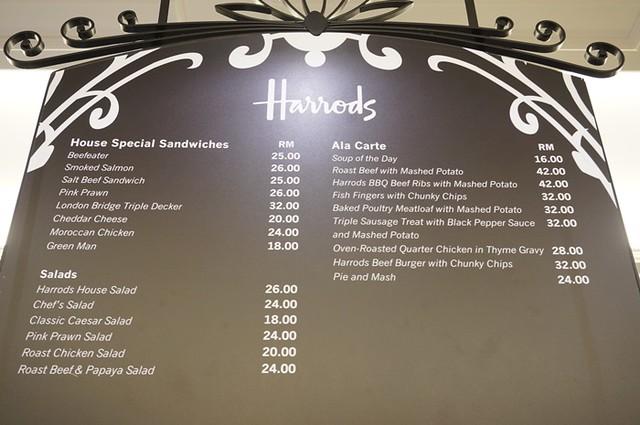 harrods cafe KLCC - tea, scones, sandwiches, cakes 1 (5)